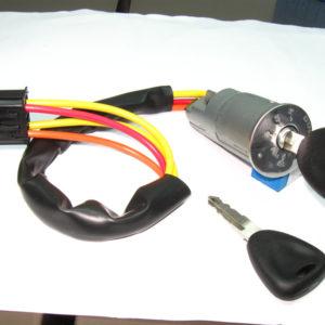 2140-ANTIRROBO RENAULT CLIO II (adaptable LOGAN)
