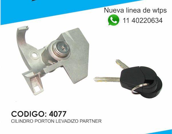 C165-Lanzamiento Cerrajería Peugeot